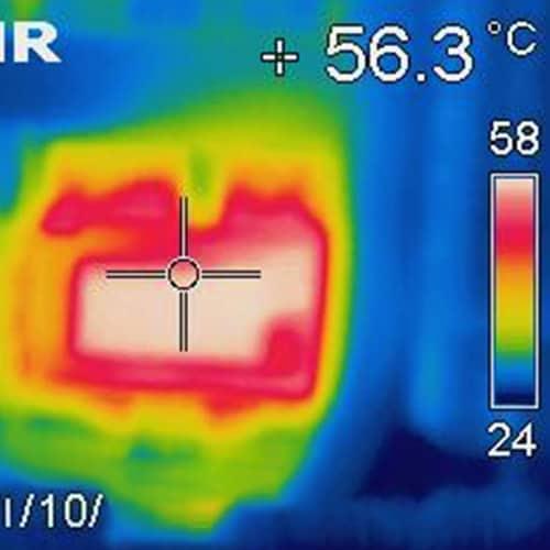 NISSEN energy sikkerhedstjek med termografi