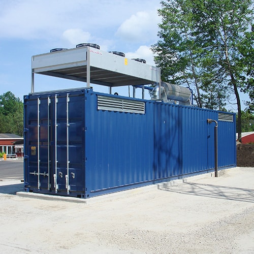 NISSEN energy containerløsning