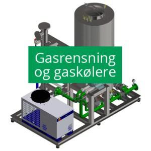 Gasrensning og gaskølere NISSEN energy