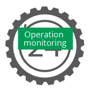 Operation monitoring - NISSEN energy